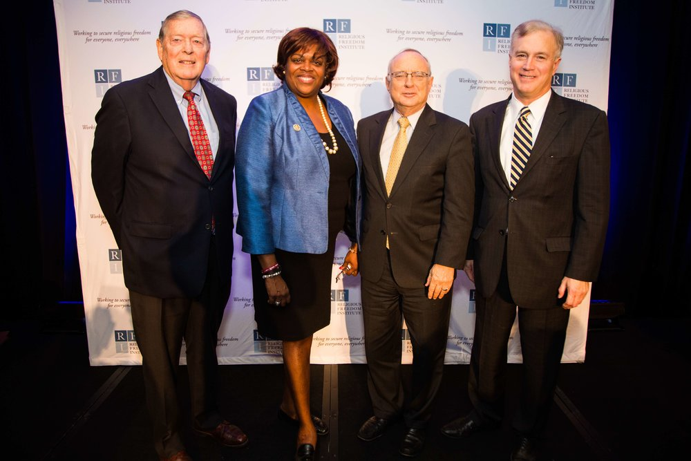 Copy of RFI Conference Commemorates the 20th Anniversary of the International Religious Freedom Act