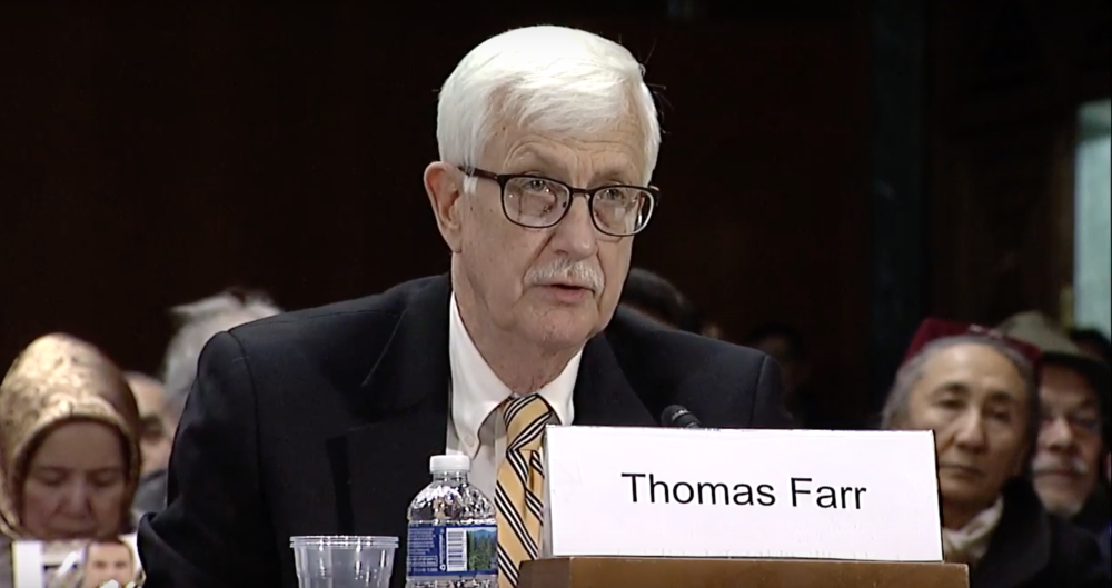 Congressional-Executive Commission on China Hearing: The Communist Party's Crackdown on Religion in China