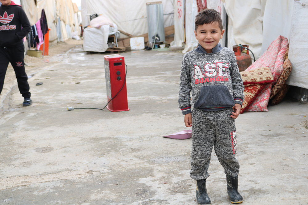 Restore hope in iraq - Contribute to build two greenhouses.