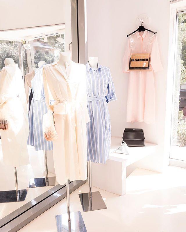 Jil Sander minimalism 💭