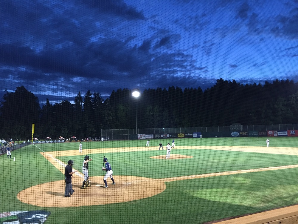 Newly Renovated Walker Stadium in Lents Park