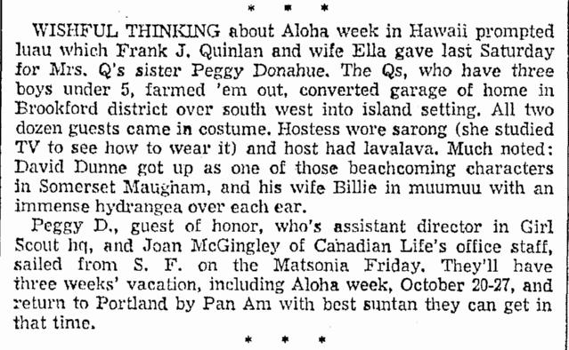 The Oregonian , October 13, 1957