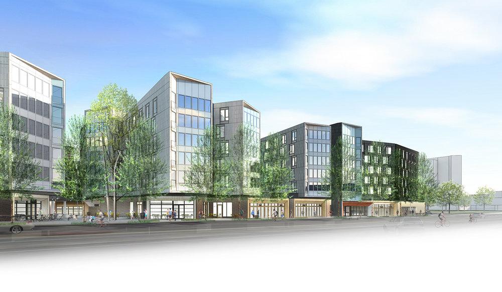 Holst Architecture, 14000 NE Hollaway near the Lloyd Center Mall