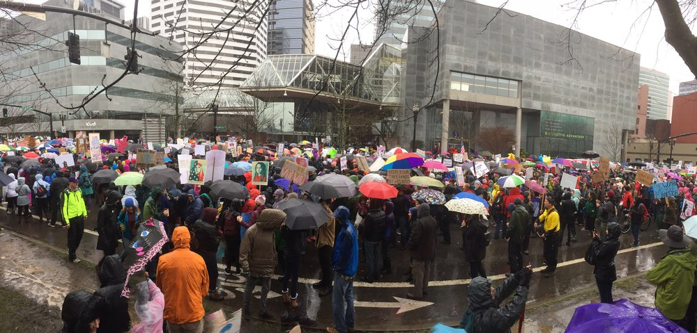 January 21, 2017 Portland Women's March