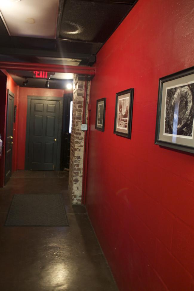 red devil hallway