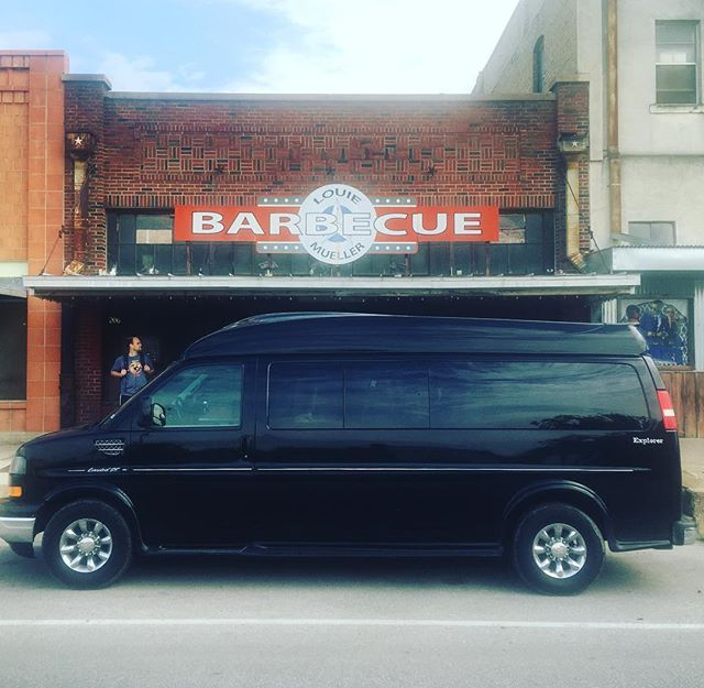 2nd BBQ stop before 10:00am. 1st in line with our BBQ  Van. #bbqglory