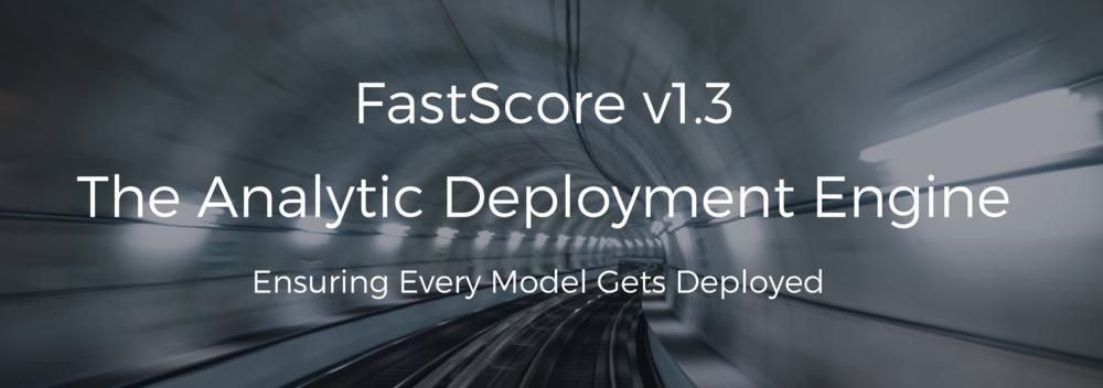 FastScore v1.3