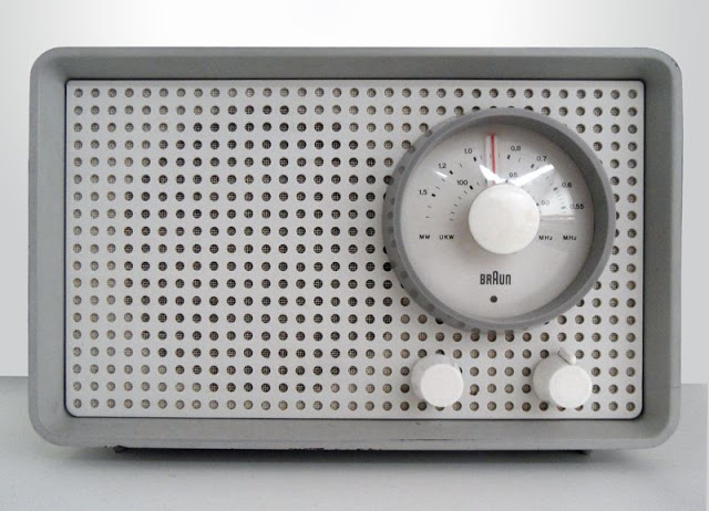 Receiver SK 2, 1955; Designed by Arthur Braun and Fritz Eichler