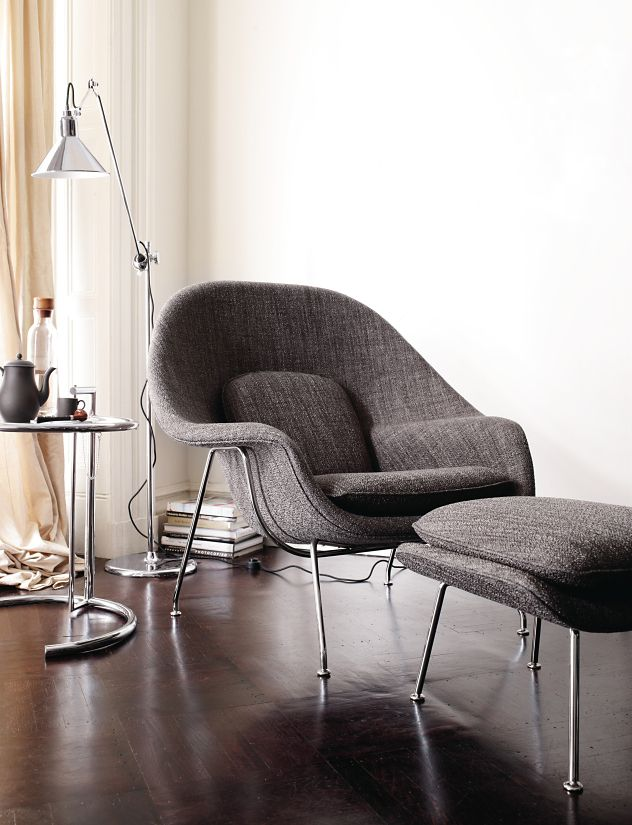 Eero Saarinenu0027s Womb Chair