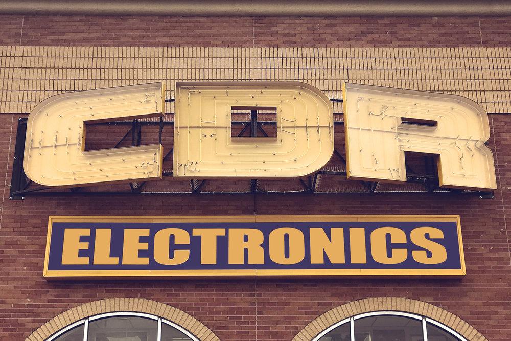 CDR Electronics