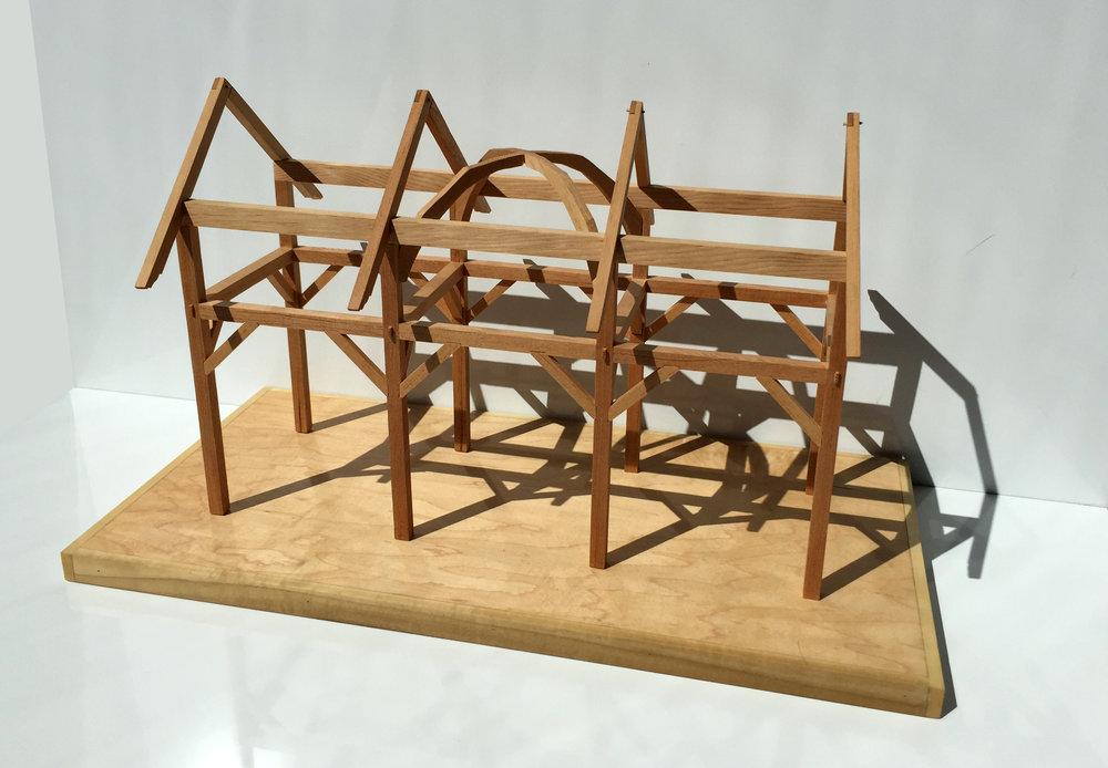 Timber-Frame Model
