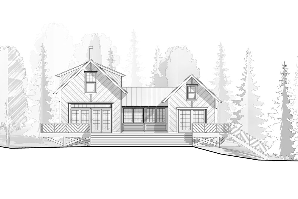 Fishing Cabin front elevation.jpg