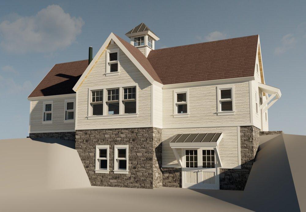 Schoolhouse Barn