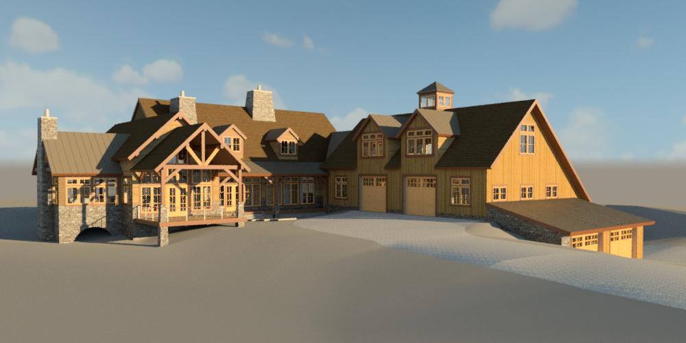The Lodge House