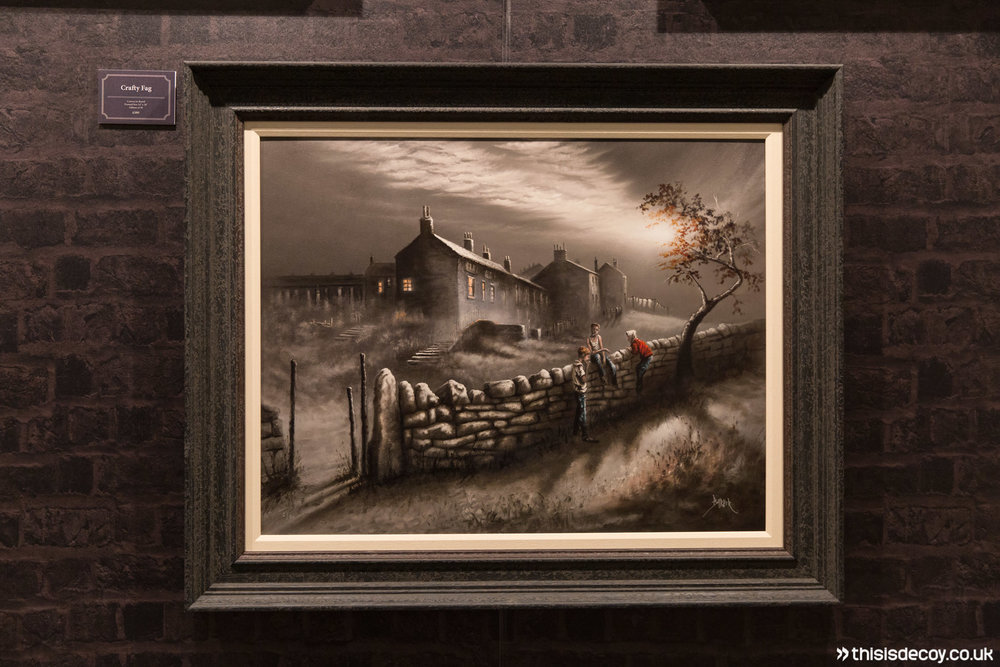 Northern Light - Bob Barker - Leeds City Museum - 20 Jan 17 - Decoy Media - 4.jpg