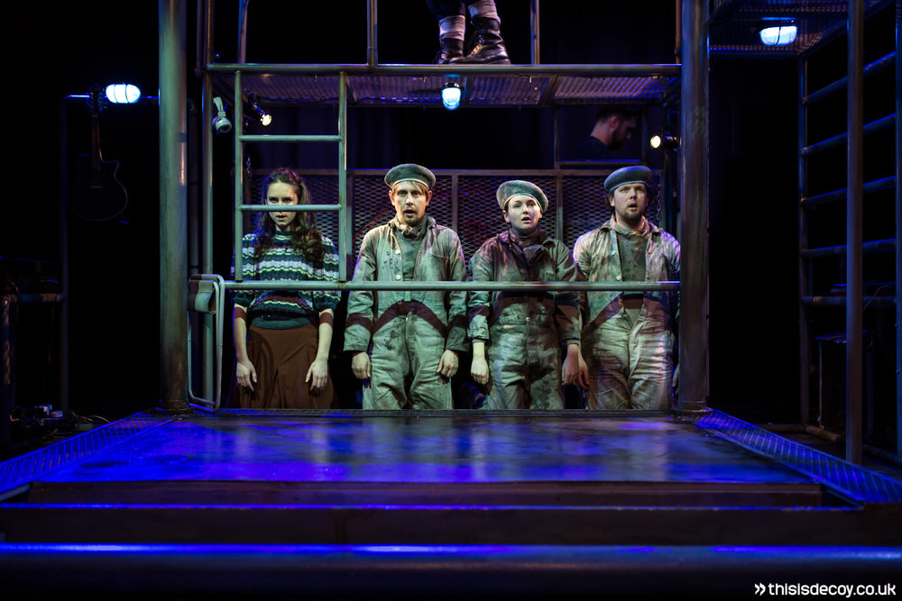 Narvik Theatre Dress Rehearsal HOME Manchester Production Photography