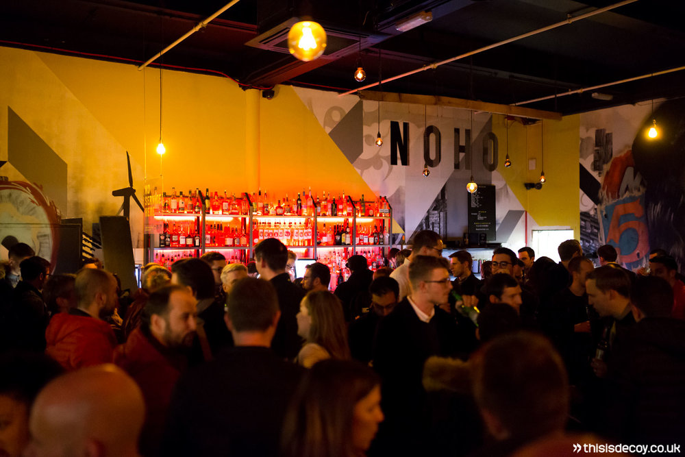 noho northern quarter corporate event