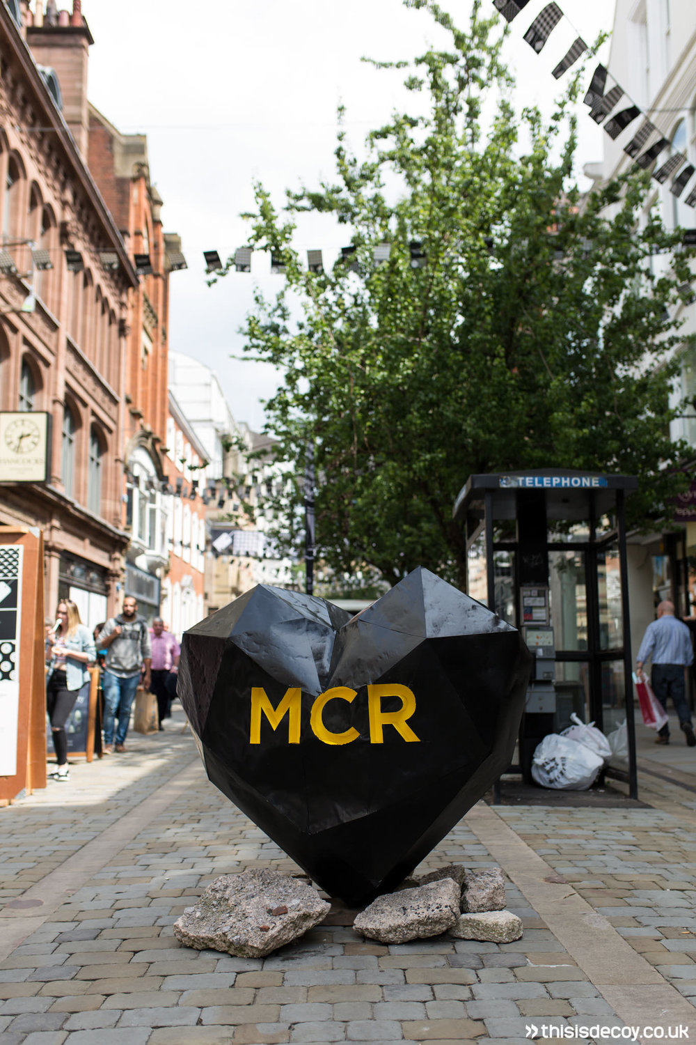 mcr north west
