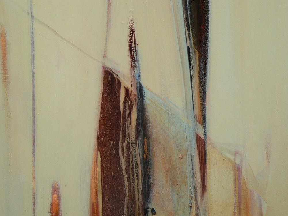 detail: Vernal Wall IV