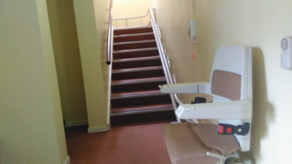 Stairlift in brighton
