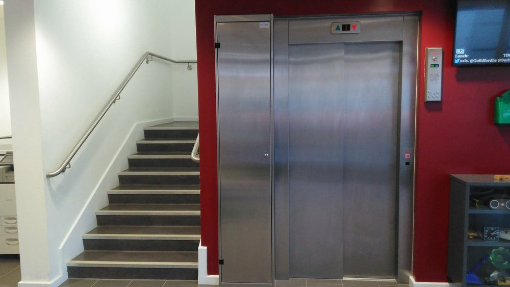 Passenger Lift in Guildford