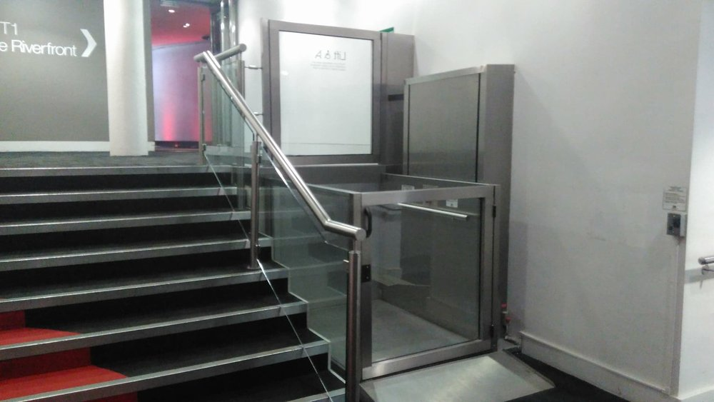 Platform Lifts - Open aspect, Inclined and vertical