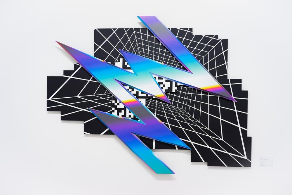 W3 Dimensional  1 105 x 130cm 2016