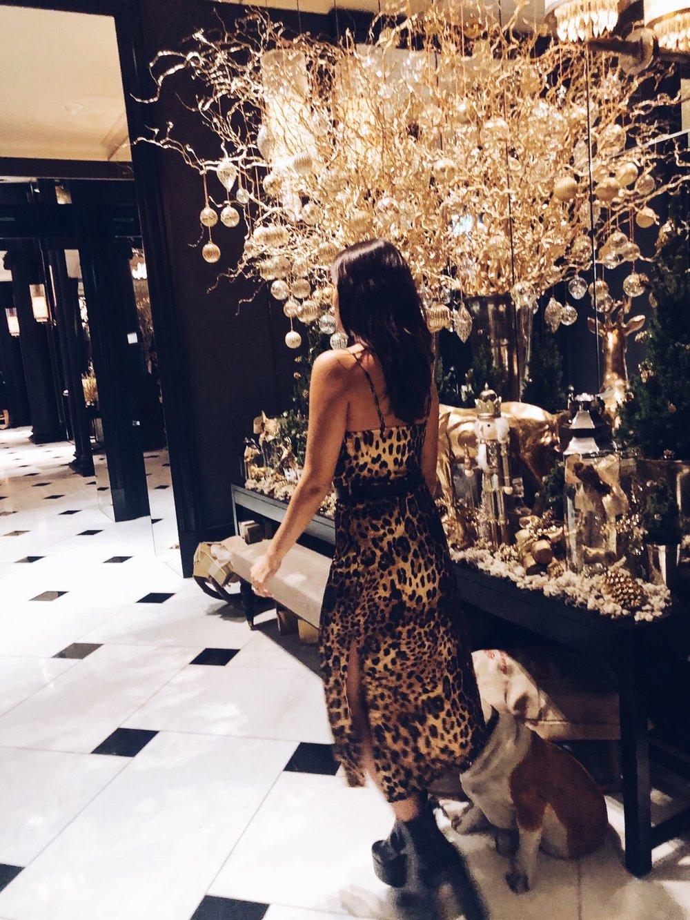 J Wears - Dress @nastygal