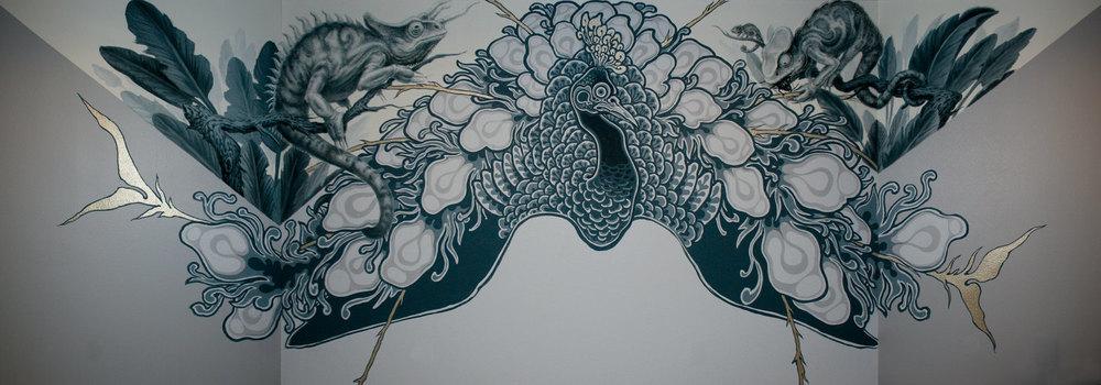 Peacochameleon - 2014