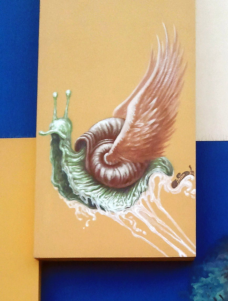 The Mexican Flying Snail - 2013