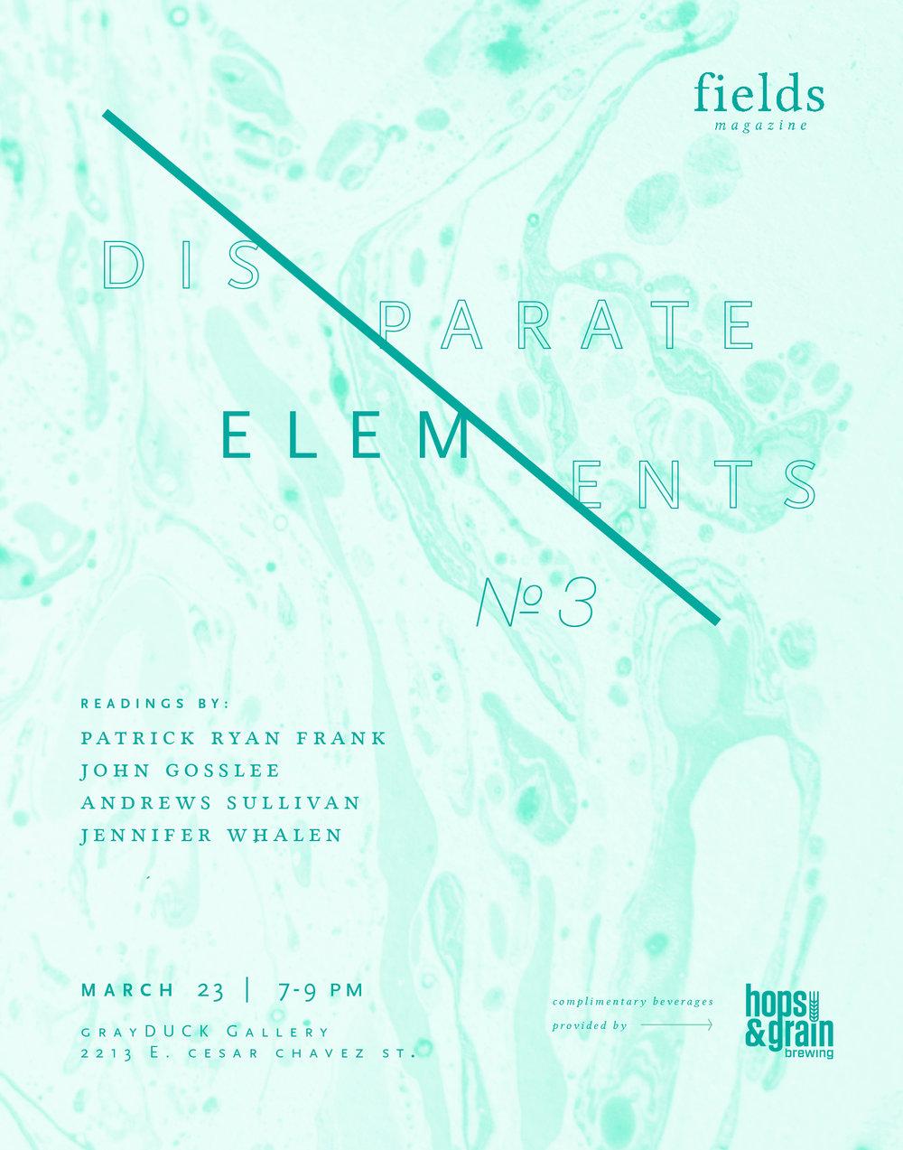 Disparate Elements No. 3