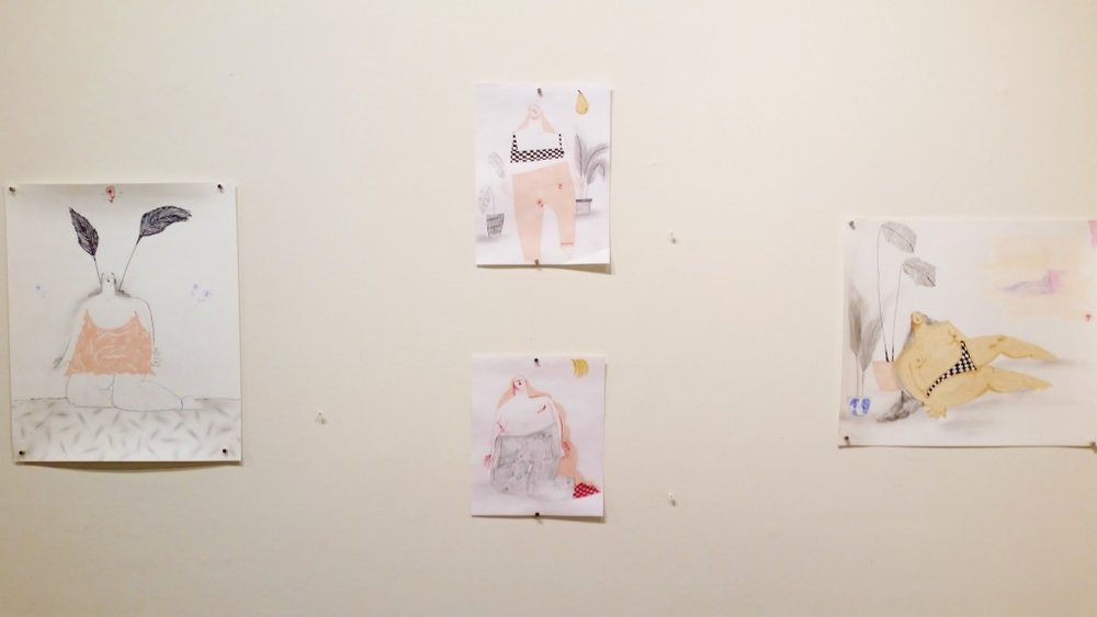 Works by Audrey Brown