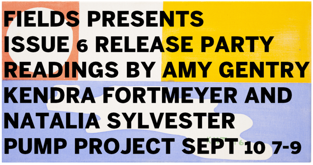 Issue 6 release party