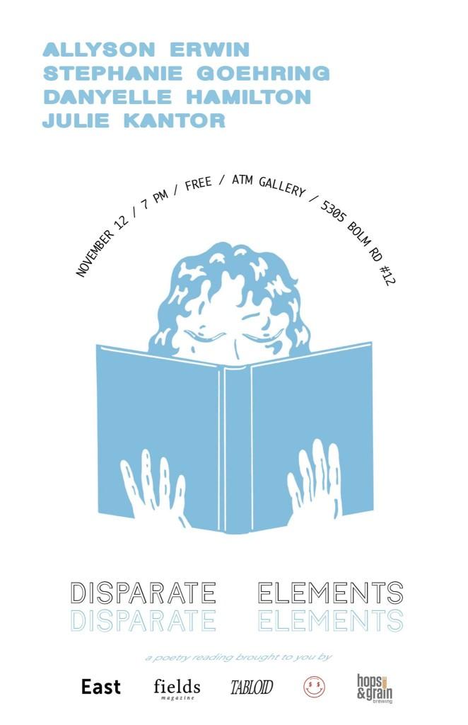Disparate Elements No. 4