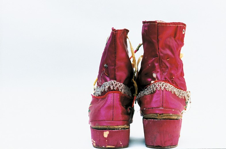 Frida's boots