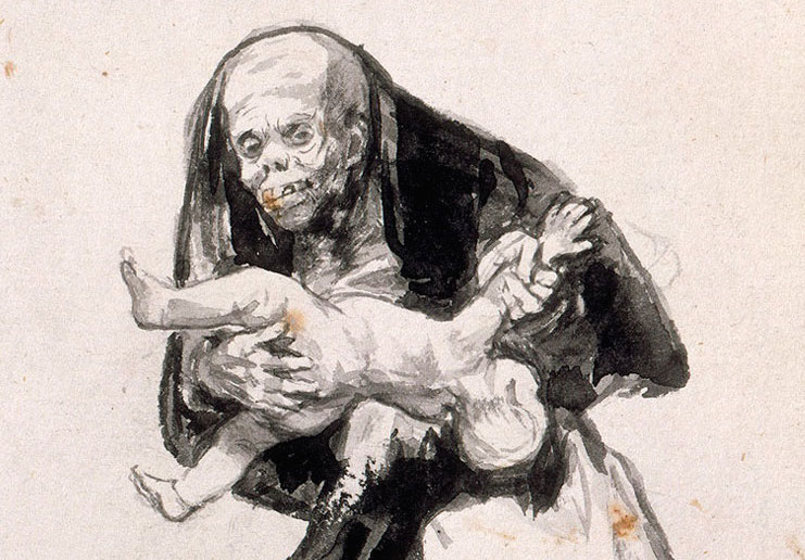 Francisco Goya, Wicked Woman