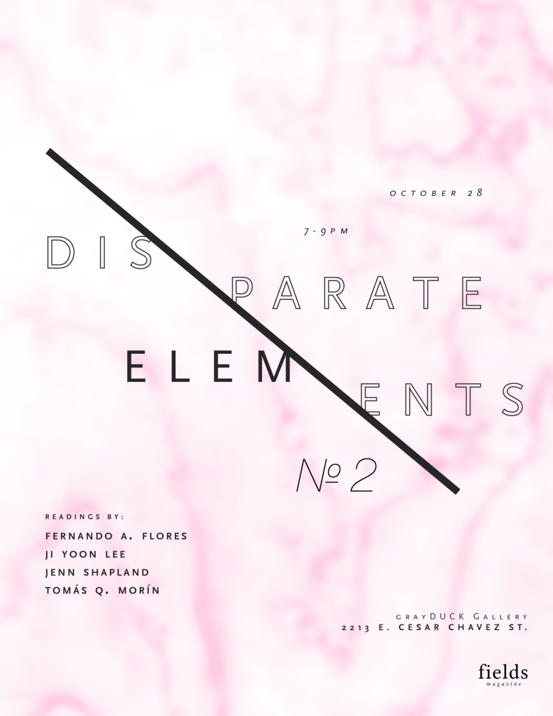 Disparate Elements 2 poster