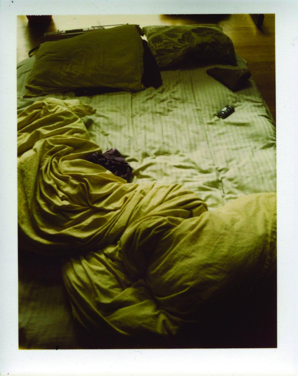 Dyllan Hersey,  Bed  (2014)