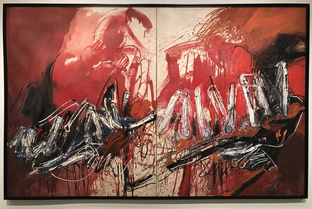 Francisco Hung,  Pintura no. 5  (1964)