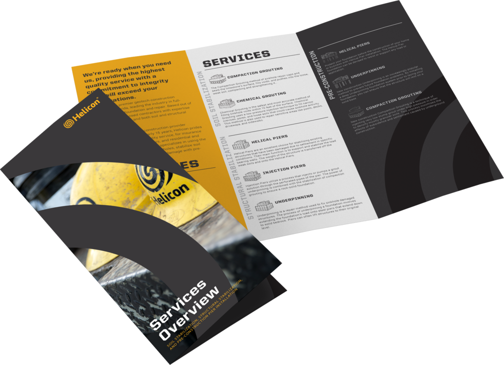 Helicon Service Overview Booklet