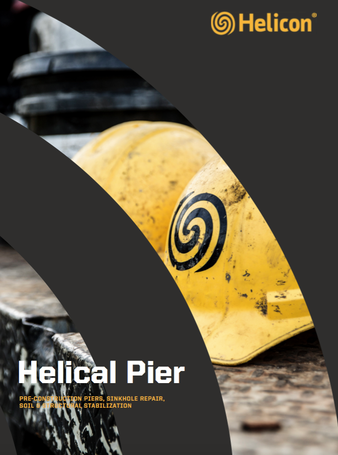 helical pier specifications