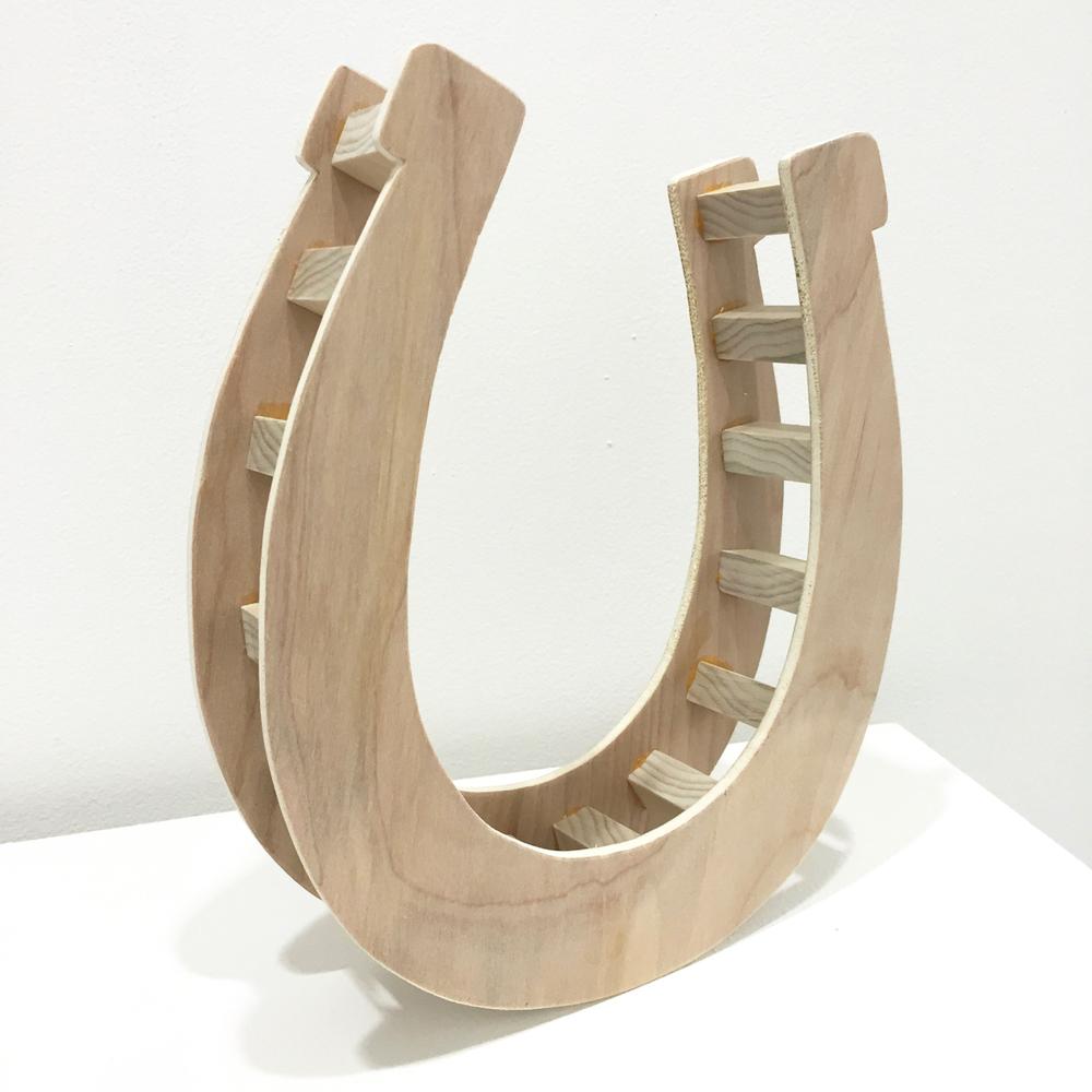 Untitled (horseshoe)