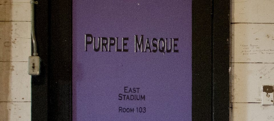 Legendary Ghost Haunts Purple Masque Theater | Article