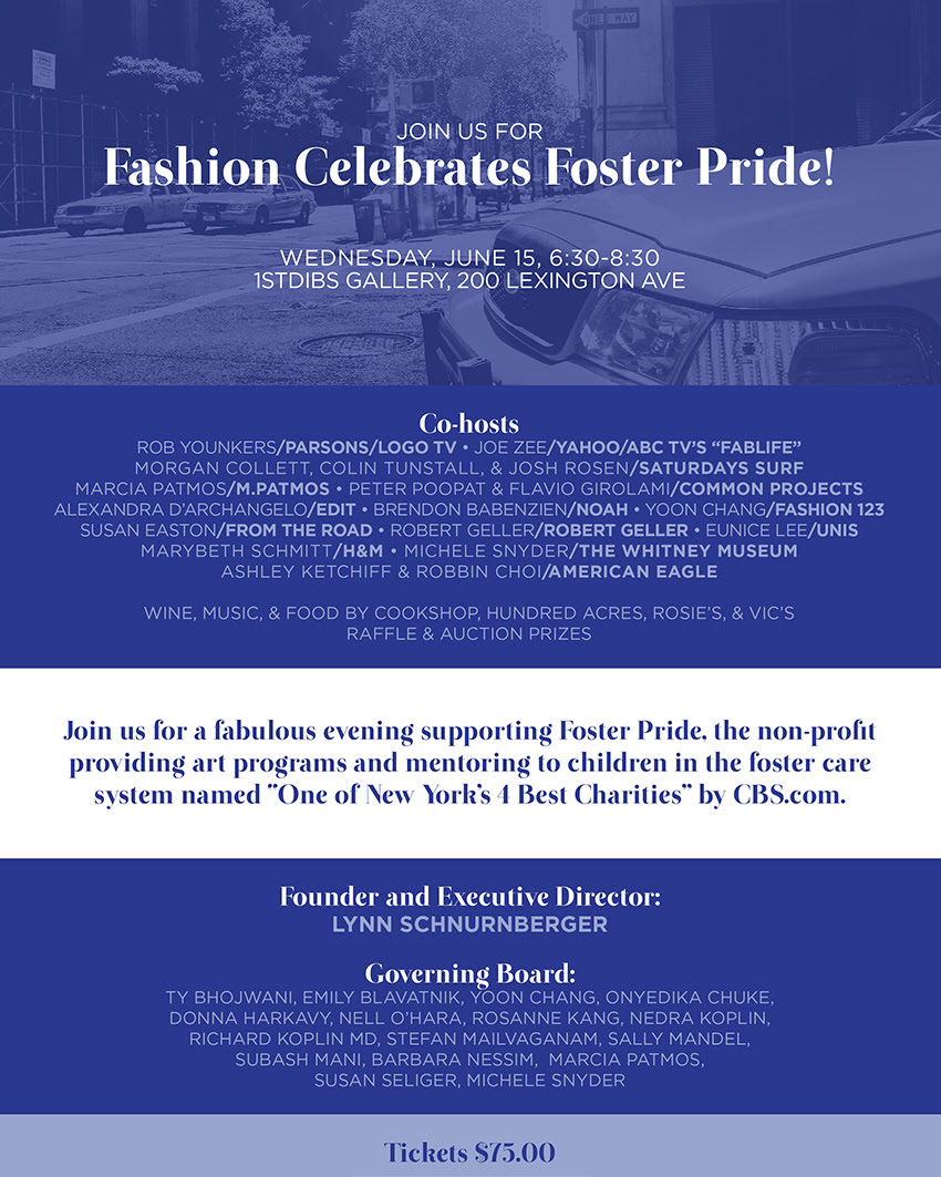 Foster Pride