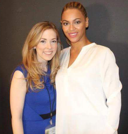 Erin and Beyonce.jpg