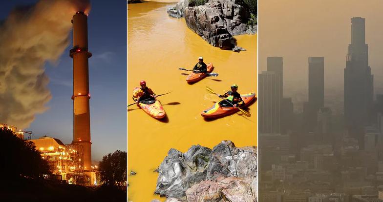 EPA Disaster in the Trump Era