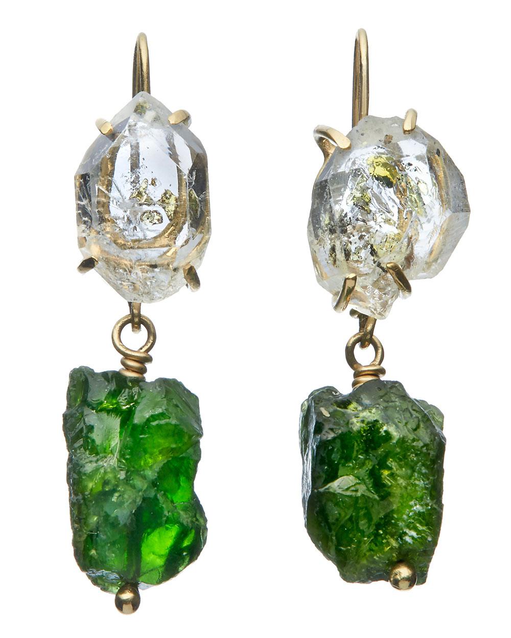 Green  Earrings, Michelle, UN.jpg