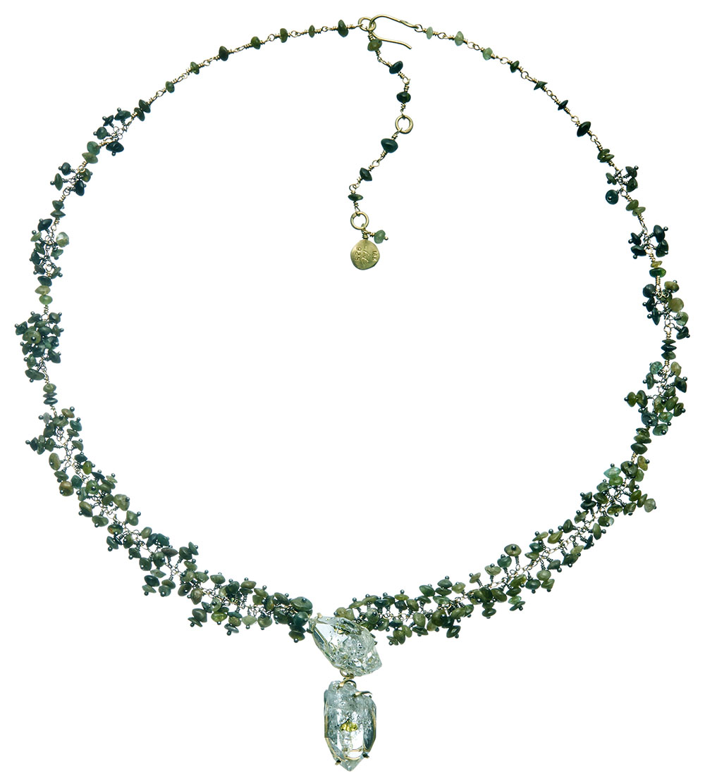 Green Necklace, Michelle, UN.jpg