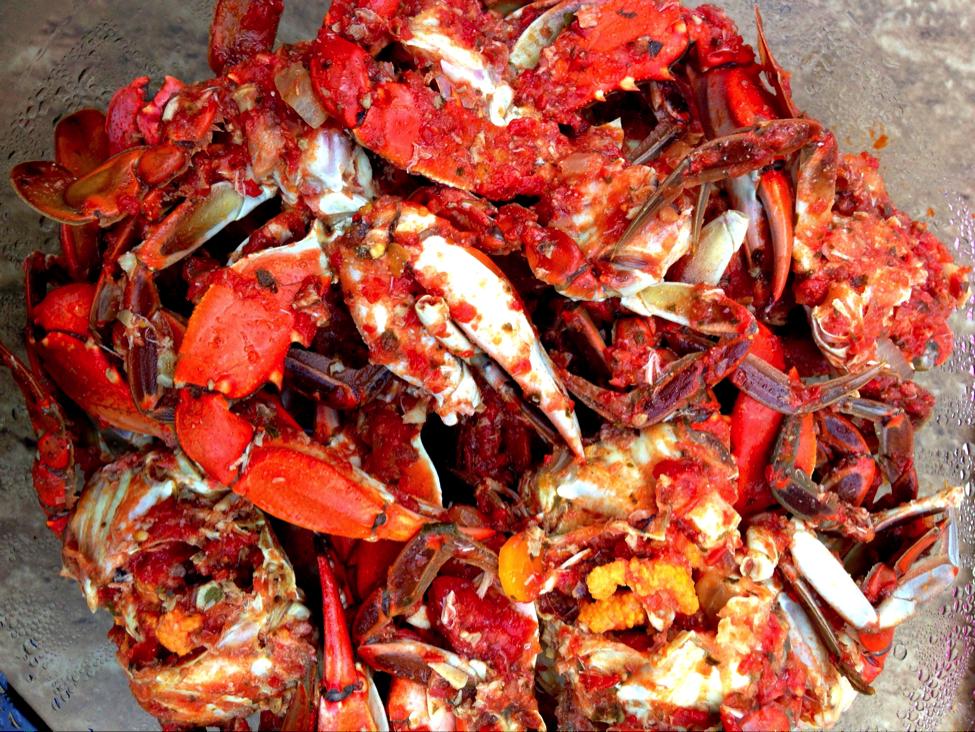 CookedCrabs