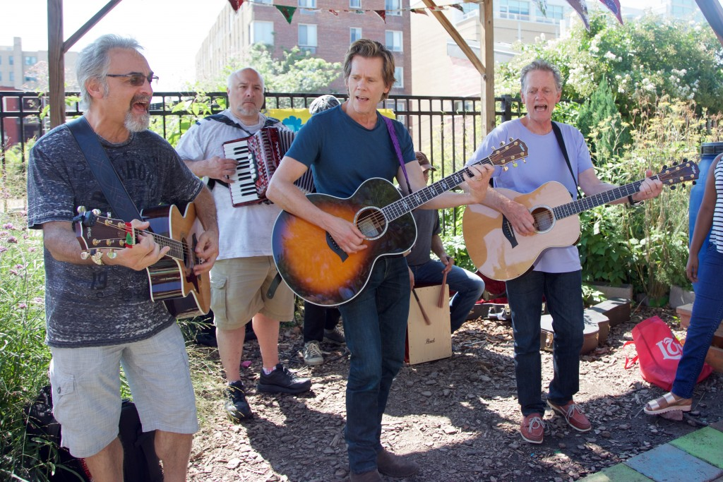 Bacon Brothers at Columbia Heights Community Center Garden